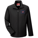 Men's Soft Shell Jacket - South Glens Falls Indoor Track