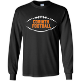 Youth Long Sleeve T-Shirt - Corinth Football
