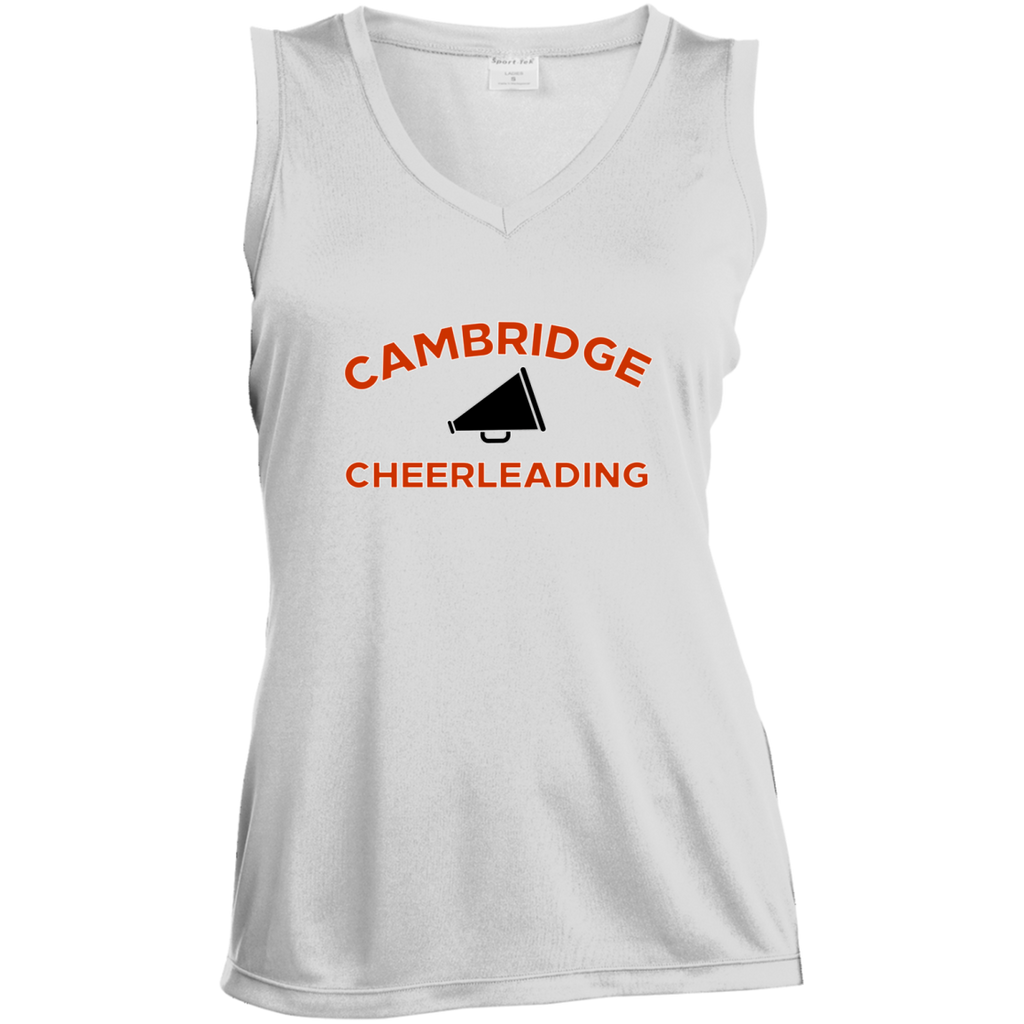 Women's Moisture Wicking Tank Top - Cambridge Cheerleading