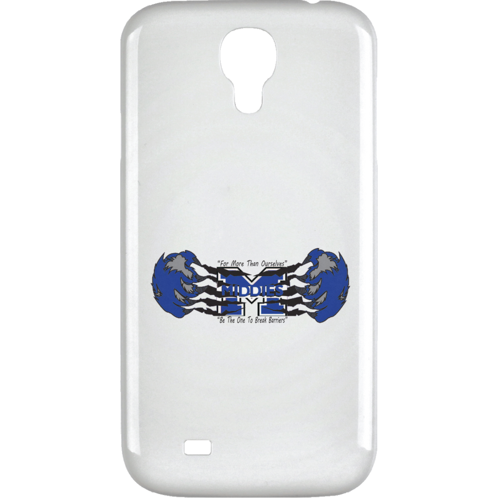 Samsung Galaxy 4 Case - Middletown Unified Basketball