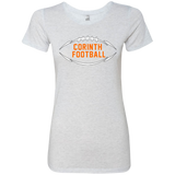 Women's Premium T-Shirt - Corinth Football