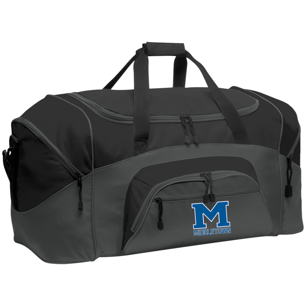 "Large Duffel Bag - Middletown ""M"""