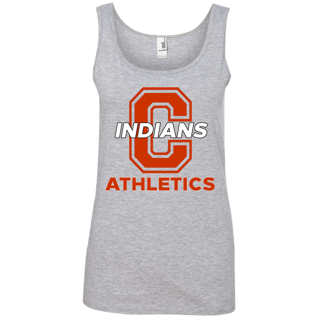 Women's Tank Top - Cambridge Athletics - C Logo