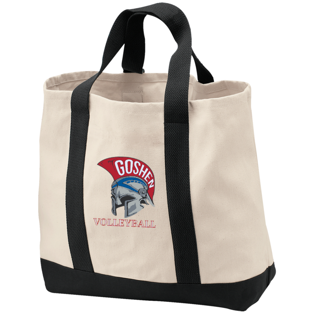 Tote Bag - Goshen Volleyball