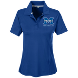 Women's Solid Polo - Middletown Middie Girls Soccer