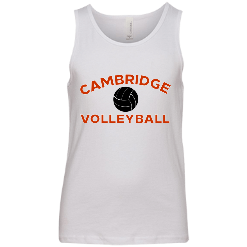 Youth Tank Top - Cambridge Volleyball