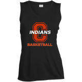 Women's Moisture Wicking Tank Top - Cambridge Basketball - C Logo