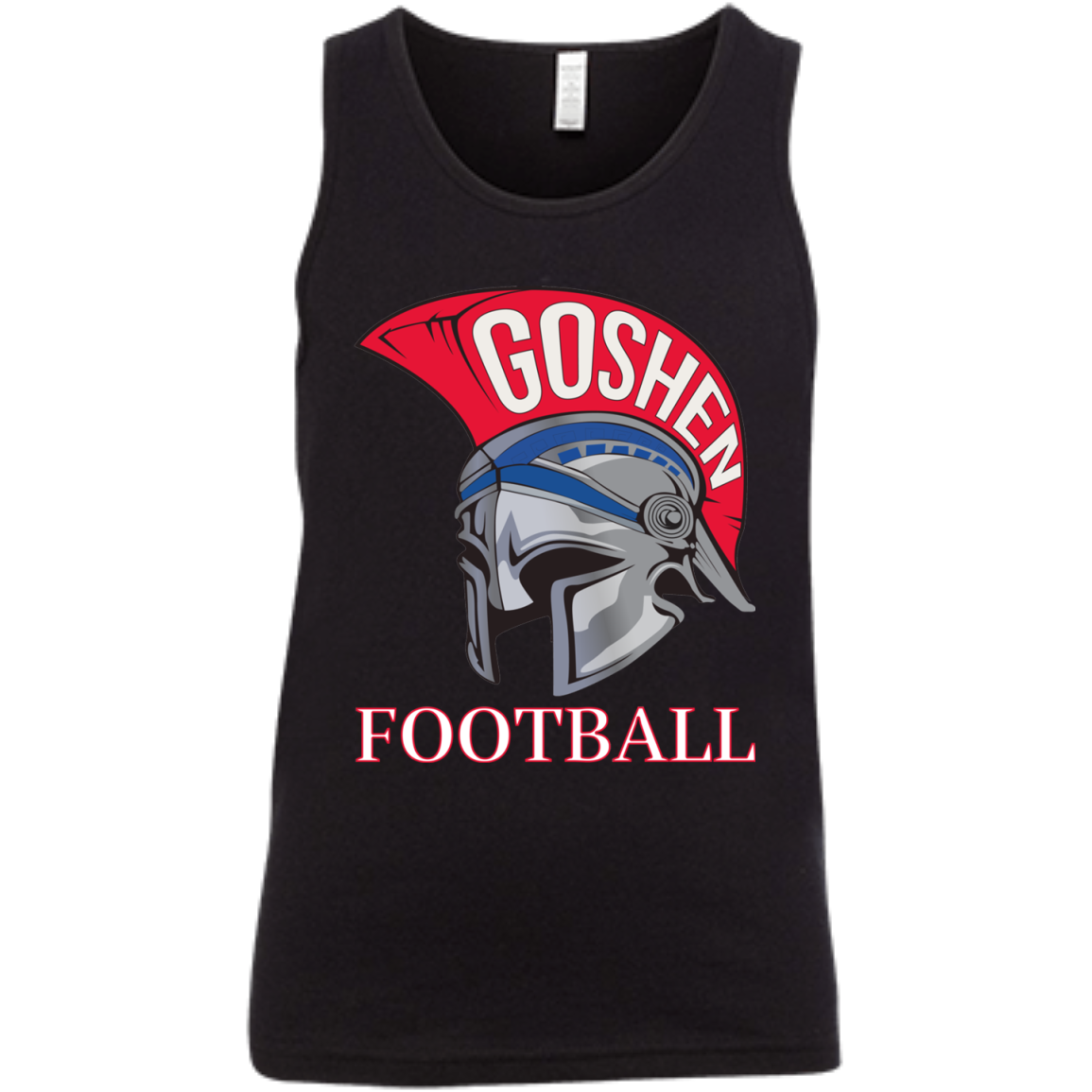 Youth Tank Top - Goshen Youth Football