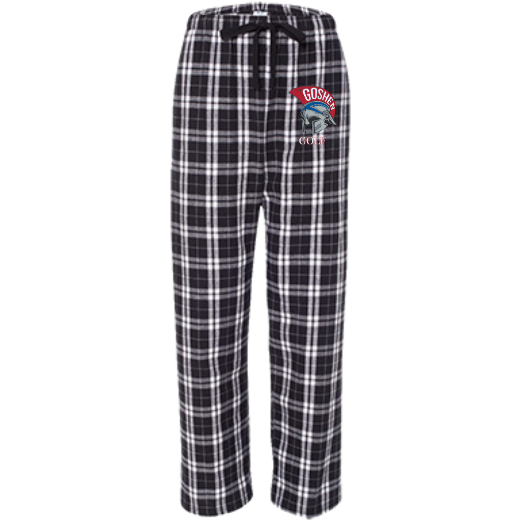 Youth Flannel Pants - Goshen Golf