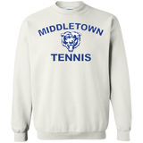 Crewneck Sweatshirt - Middletown Tennis - Bear Logo