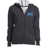 Women's Full-Zip Hooded Sweatshirt - Middletown Middies
