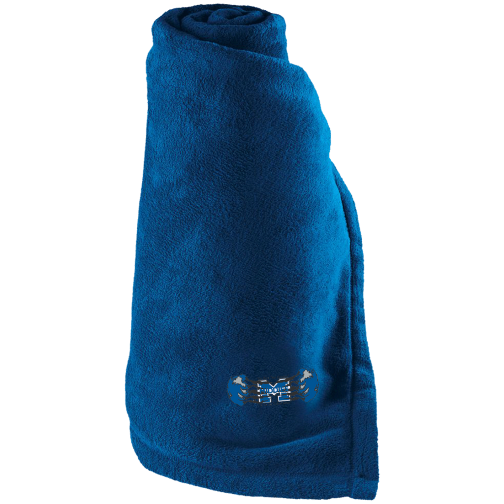 Large Fleece Blanket - Middletown Unified Basketball