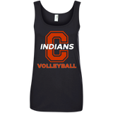 Women's Tank Top - Cambridge Volleyball - C Logo