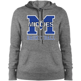 Women's Hooded Sweatshirt - Middletown Girls Basketball