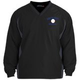Youth Colorblock V-Neck Pullover - South Glens Falls Baseball