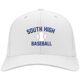 Flex Fit Twill Hat - South Glens Falls Baseball