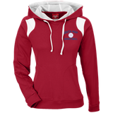 Women's Colorblock Hooded Sweatshirt - South Glens Falls Basketball