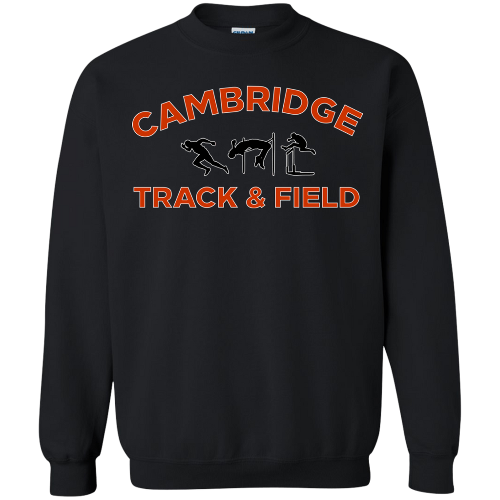 Crewneck Sweatshirt - Cambridge Track & Field