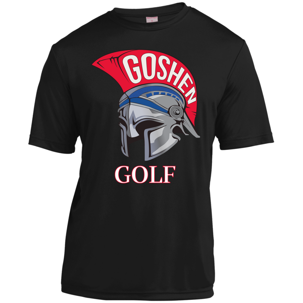 Youth Moisture Wicking T-Shirt - Goshen Golf