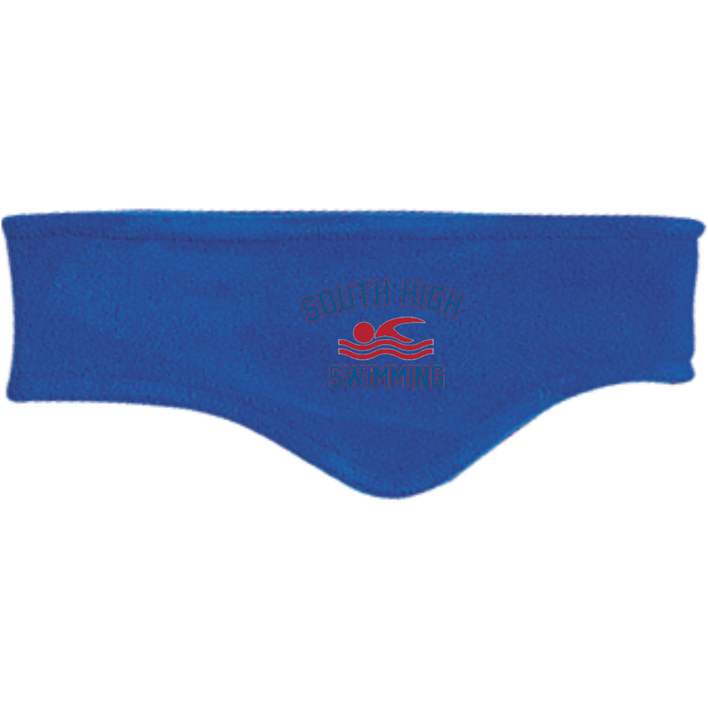 Fleece Headband - South Glens Falls Swimming