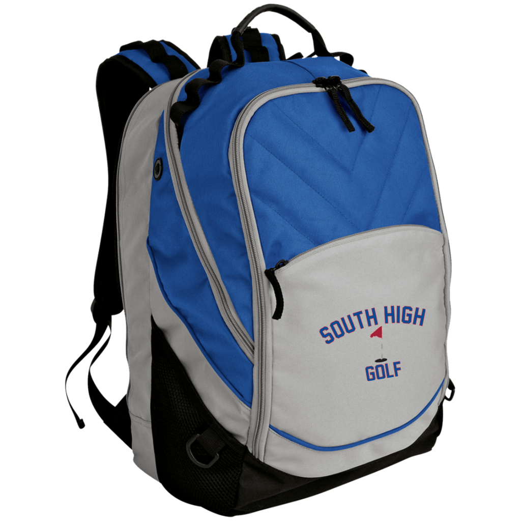 Small Laptop Backpack - South Glens Falls Golf
