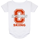 Baby Onesie 24 Month - Cambridge Skiing - C Logo
