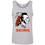 Men's Tank Top - Cambridge Skiing - Indian Logo