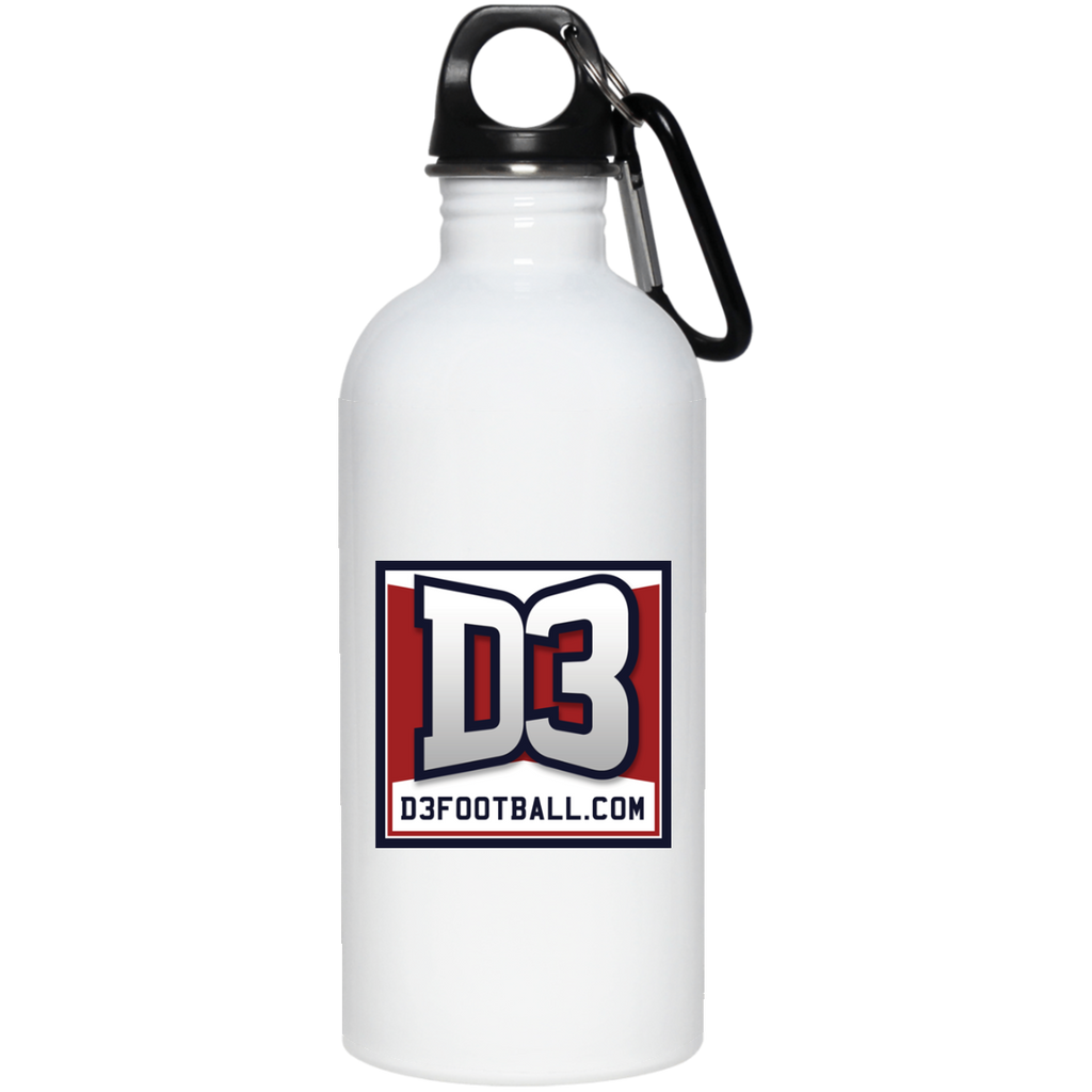 Water Bottle - D3Football.com