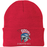 Knit Winter Hat - Goshen Football