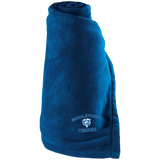 Large Fleece Blanket - Middletown Tennis - Bear Logo