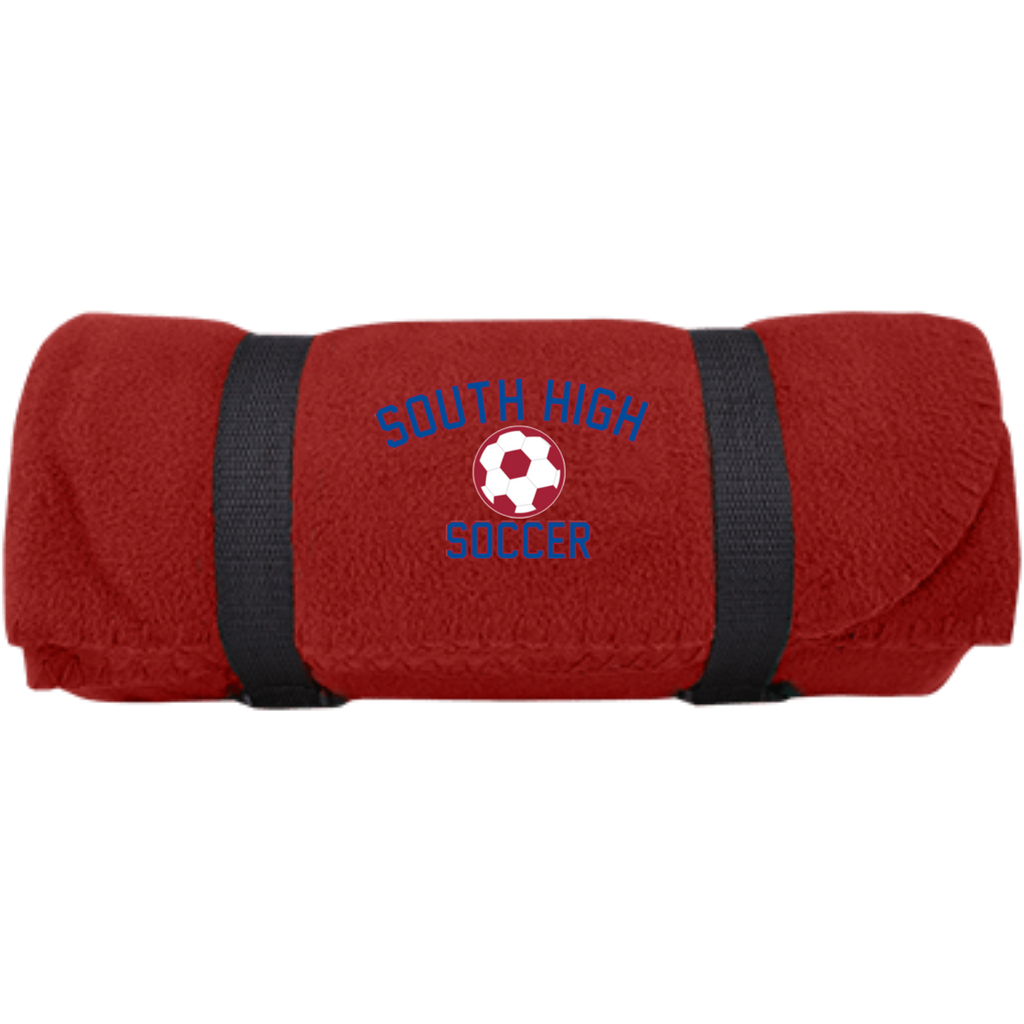 Small Fleece Blanket - South Glens Falls Soccer