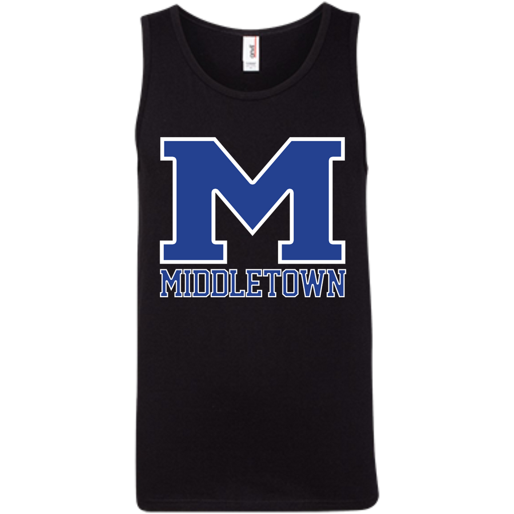 "Men's Tank Top - Middletown ""M"""