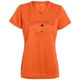 Women's Moisture Wicking T-Shirt - Cambridge Golf