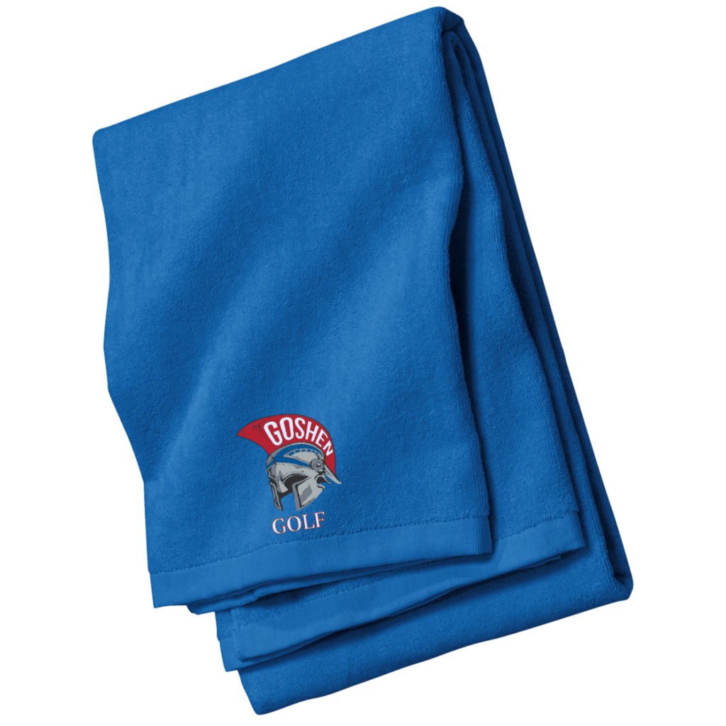Beach Towel - Goshen Golf