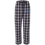 Flannel Pants - Middletown Girls Lacrosse - Sticks Logo