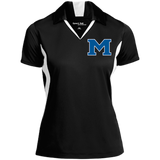 Women's Moisture Wicking Polo - Middletown Block