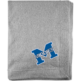 Sweatshirt Blanket - Middletown Middies