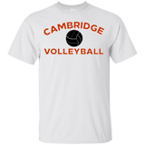 Youth Cotton T-Shirt - Cambridge Volleyball