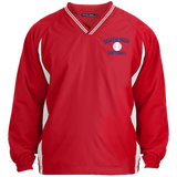 Youth Colorblock V-Neck Pullover - South Glens Falls Softball