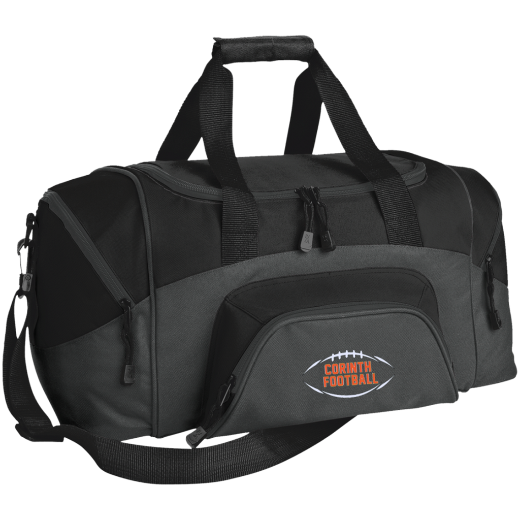 Small Duffel Bag - Corinth Football