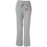 Women's Sweatpants - Middletown American Flag