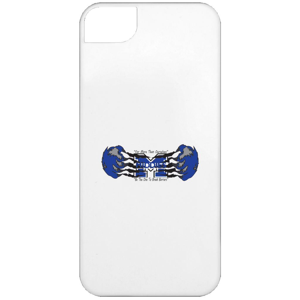 iPhone 5 Case - Middletown Unified Basketball