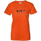 Women's Cotton T-Shirt - Cambridge Track & Field
