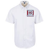 Men's Short Sleeve Dress Shirt - D3Football.com
