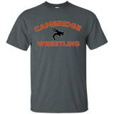 Men's Cotton T-Shirt - Cambridge Wrestling