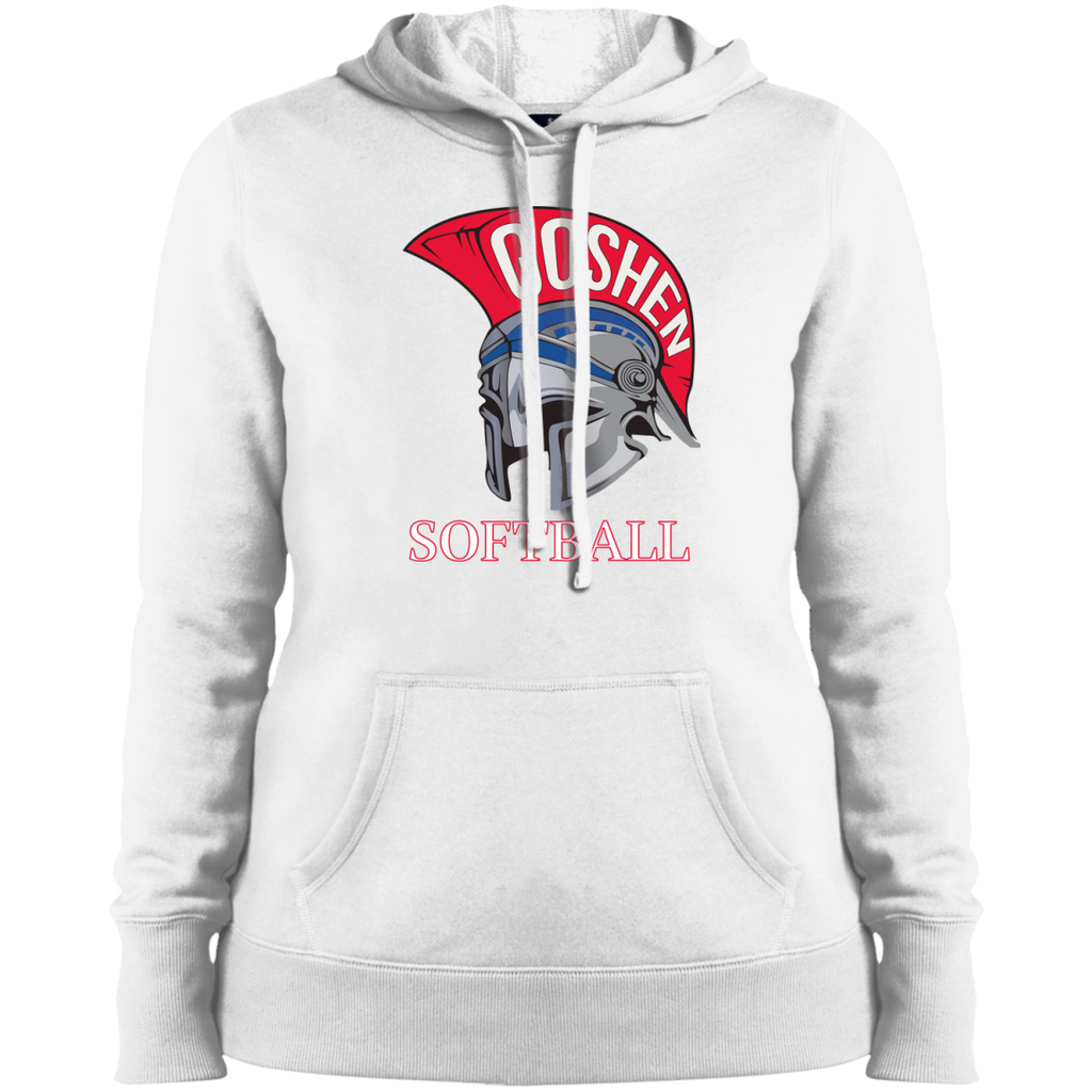 Women's Hooded Sweatshirt - Goshen Softball