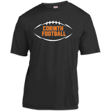 Youth Moisture Wicking T-Shirt - Corinth Football