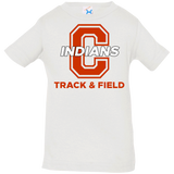 Infant T-Shirt - Cambridge Track & Field - C Logo