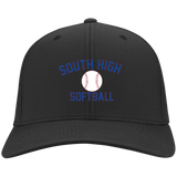 Flex Fit Twill Hat - South Glens Falls Softball
