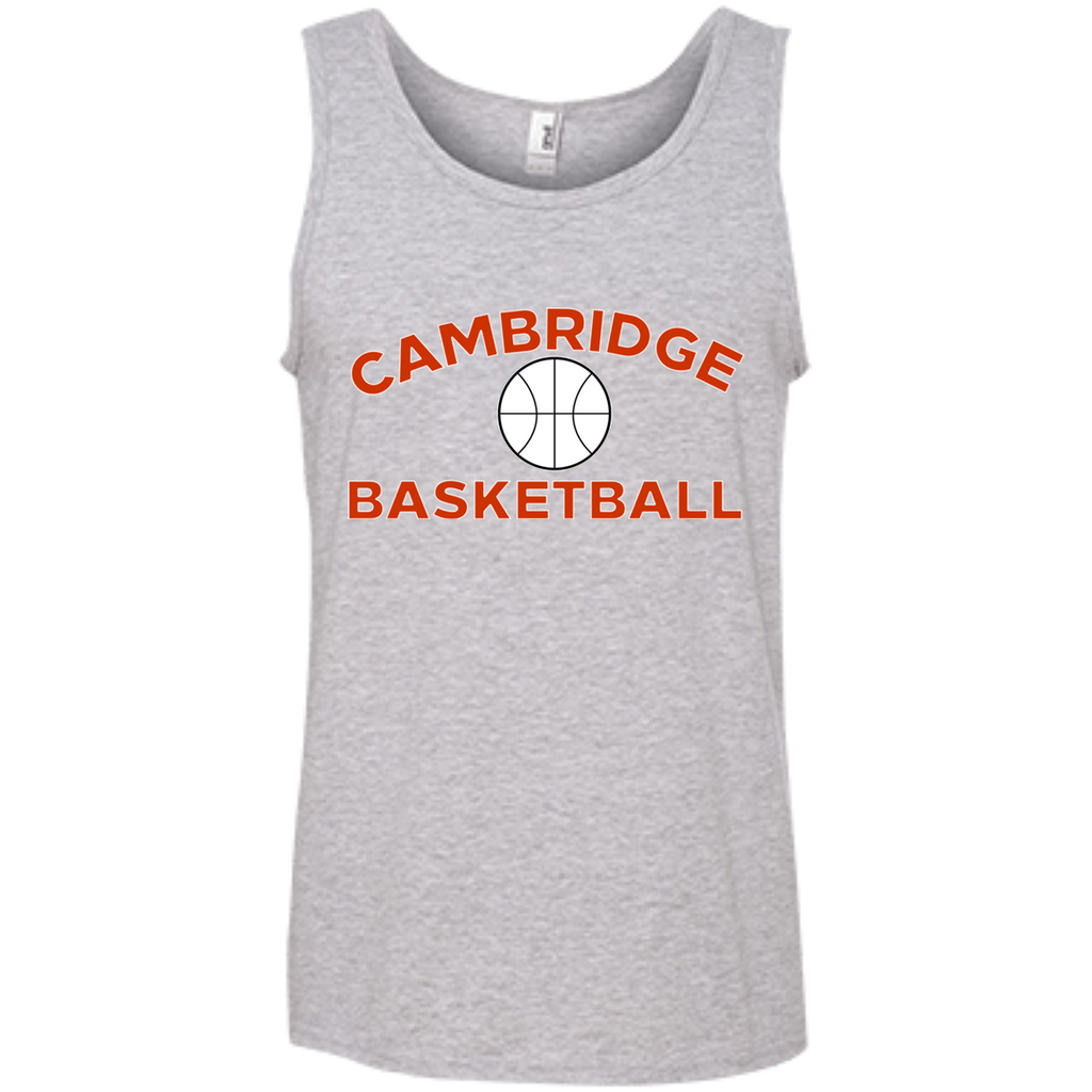 Men's Tank Top - Cambridge Basketball